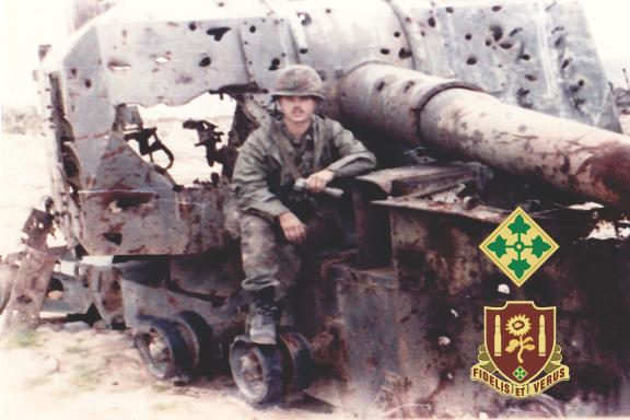 Arnie-5thBattalion,29thFieldArtillery