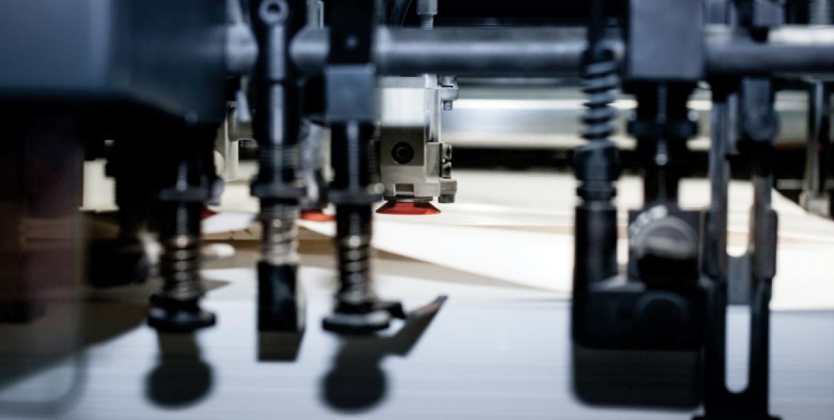paper press